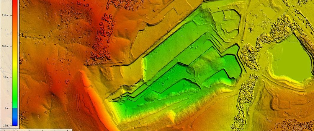 DEM, DSM, Digital Surface Model, Digital Elevation Model